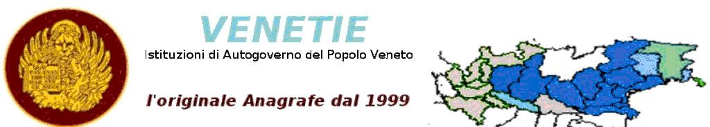 Autogoverno del Popolo Veneto - Stato delle Venetie